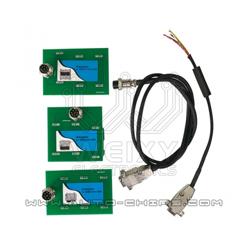 BMW MEVD17.2.x N13 & N20 N55 B38 DME adapter for VVDI-Prog VVDI Pro