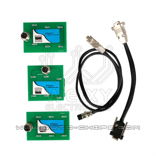 BMW MEVD17.2.x N13 & N20 N55 B38 DME adapter for AUTEL G-BOX2