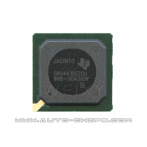DRH443BIZDU BGA chip used for automotives radio