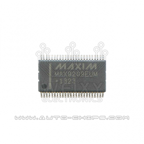 MAX9209EUM chip use for automotives