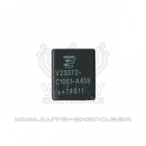 V23072-C1061-A408 relay use for automotives BCM