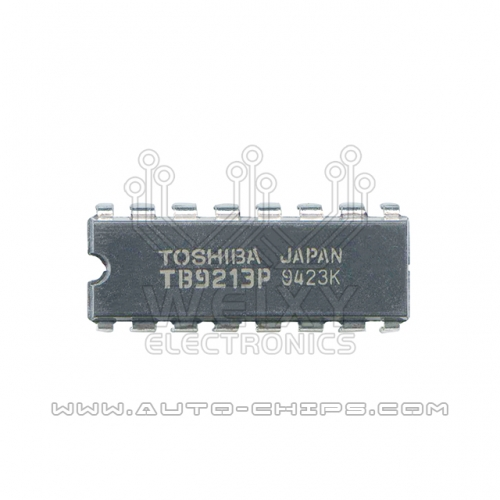 TB9213P chip use for automotives ECU