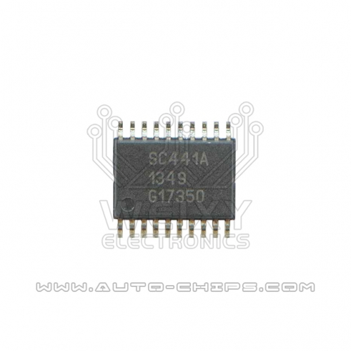 SC441A chip use for automotives Ford dashboard