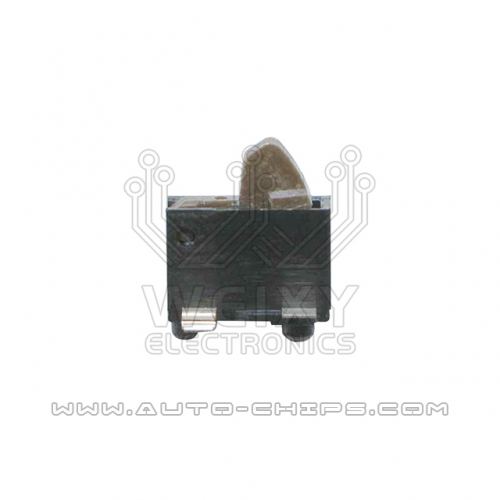 Original button use for Fiat & Mercedes-Benz electronic ignition