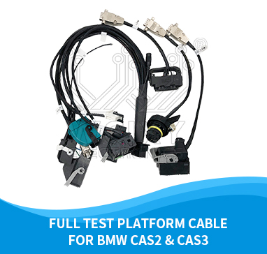Full Test Platform Cable for BMW CAS2 & CAS3 by WEIXY Electronics