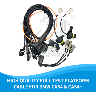 High quality full test platform cable for BMW CAS4 & CAS4+ by WEIXY Electronics