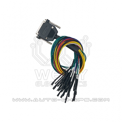 DB25P cable for Automotive Universal Test Platform
