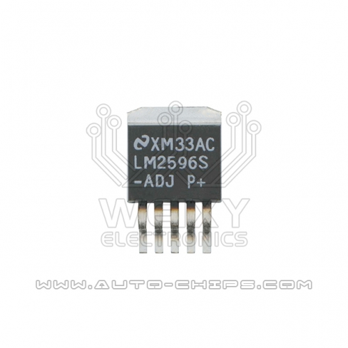 LM2596S-ADJ chip use for automotives