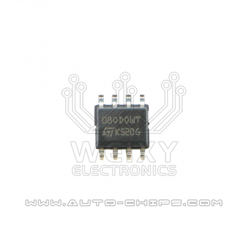 080DOWT 35080 eeprom chip use for BMW dashboard