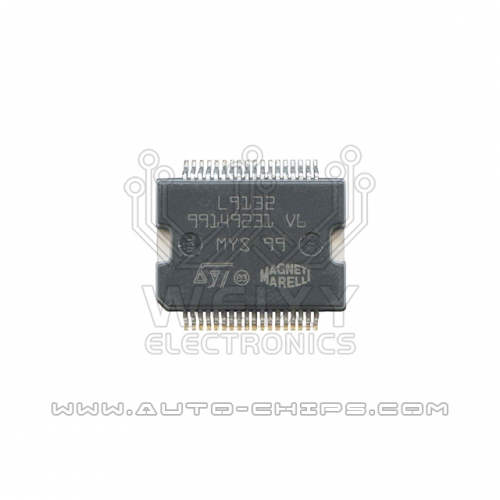 L9132  Commonly used idle speed chip for Fiat MARELLI ECU