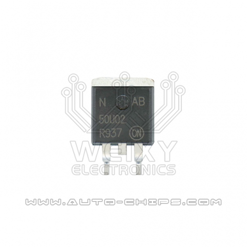 NAB 50U02 ignition drive chip use for automotives ECU