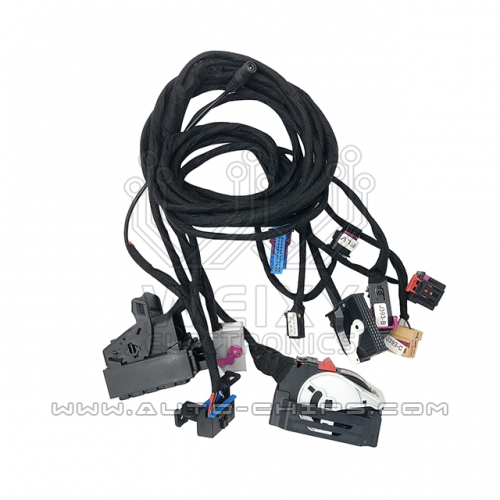 Test platform cable for new Audi A4 B9 A5 A6 A8 MLB IMMO type