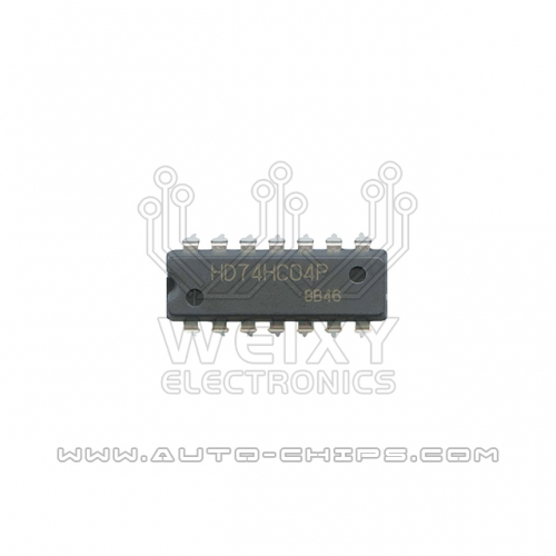 HD74HC04P chip use for automotives