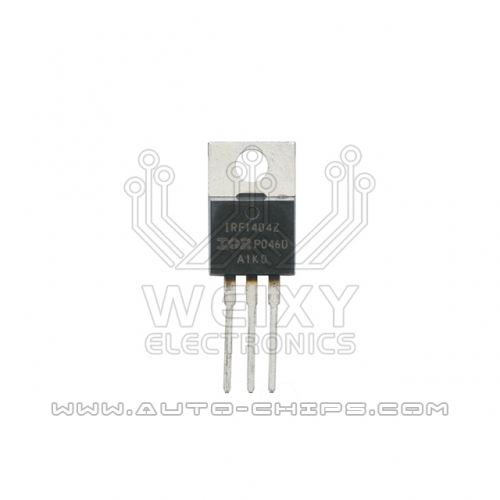 IRF1404Z chip use for automotives