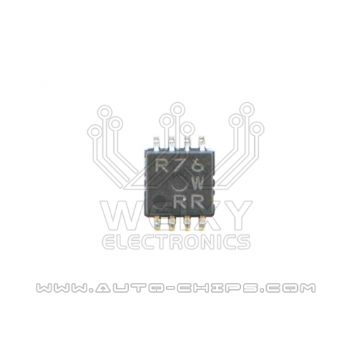R76 R76W MSOP8 eeprom chip use for automotives
