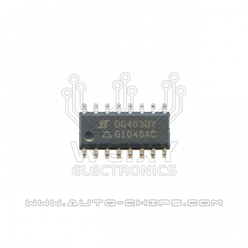 DG403DY chip use for automotives