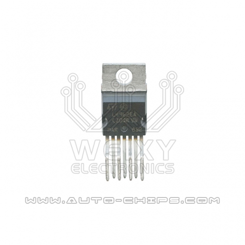 L4962EA chip use for automotives