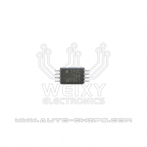S93C76A TSSOP8 eeprom chip use for automotives