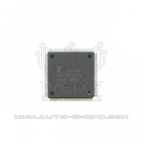 MB91F376G chip use for automotives