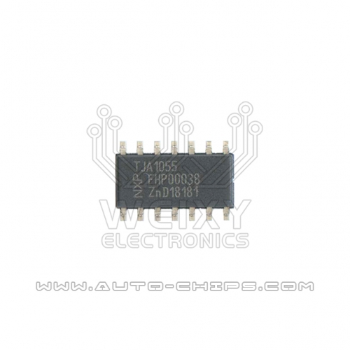 TJA1055 CAN communication chip use for automotives