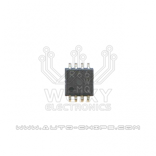 R66 R66W MSOP8 eeprom chip use for automotives