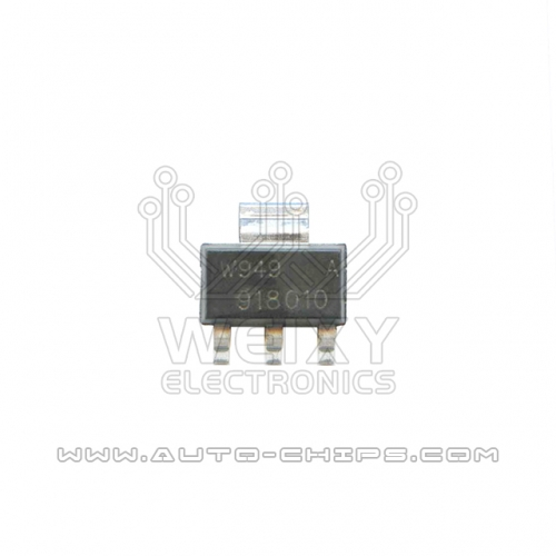 918010 chip use for automotives