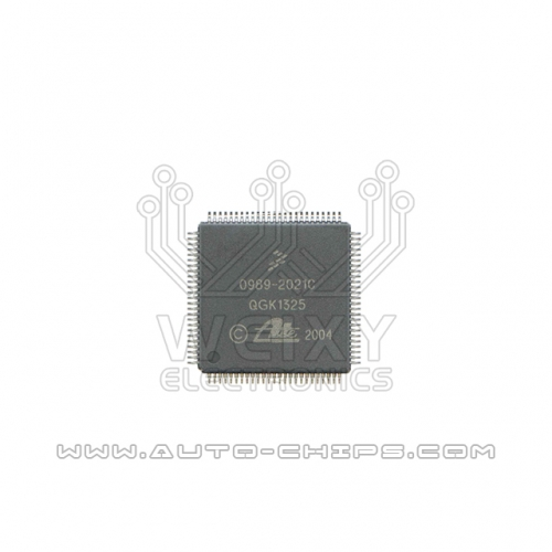 0989-2021C chip use for Renault ABS ESP