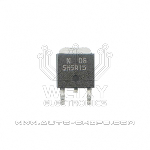 SH5A15 chip use for automotives