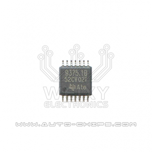 9375.1B chip use for automotives ABS ESP
