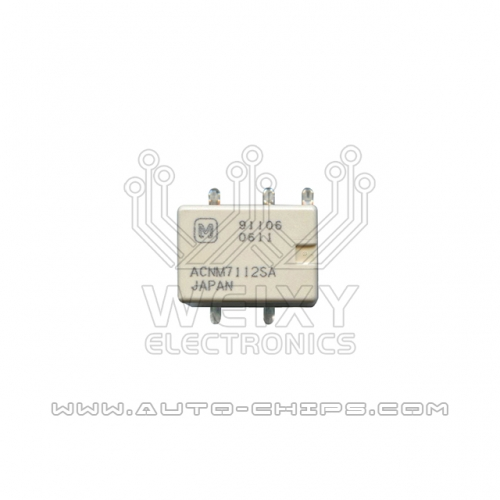 ACNM7112SA relay use for automotives
