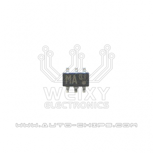 MA 6PIN chip use for Honda ECU