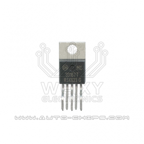 MC33167T chip use for automotives