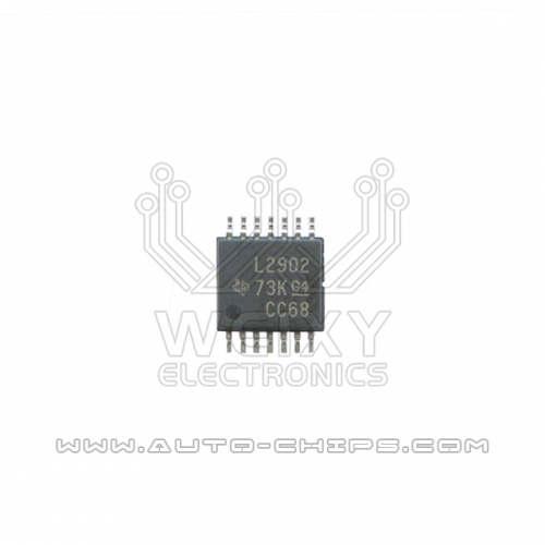 L2902 chip use for automotives
