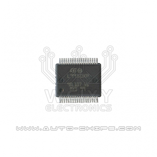 L9950XP chip use for automotives ECU