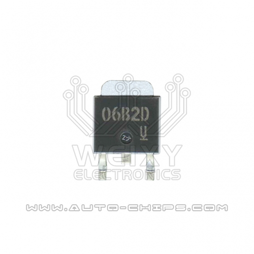 06B2D chip use for automotives ECU