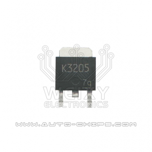 K3205 chip use for automotives ECU