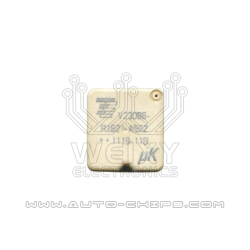 V23086-R1821-A502 relay use for automotives BCM