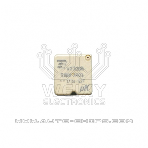 V23086-R1801-A403 relay use for automotives BCM