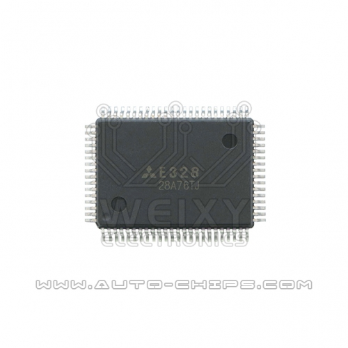 E328 ignition driver chip for Mitsubishi ECU