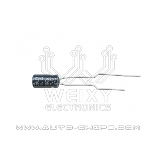 35V 15uf capacitor use for automotives