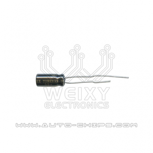 50V 10uf capacitor use for automotives