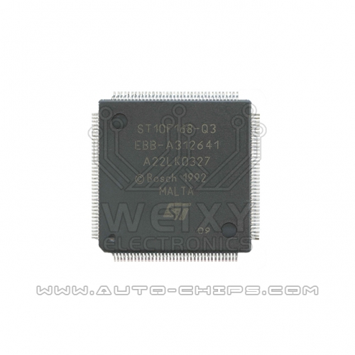 ST10F168-Q3 MCU chip use for automotives