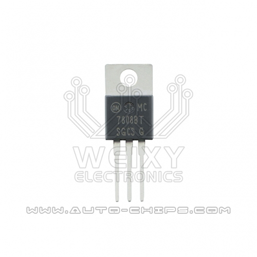 MC7808BT chip use for automotives