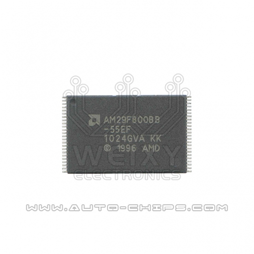AM29F800BB-55EF flash chip use for excavator ECM