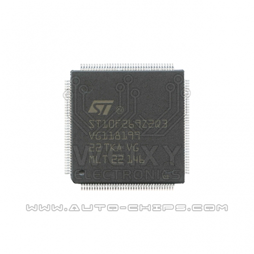 ST10F269Z2Q3 MCU chip use for automotives