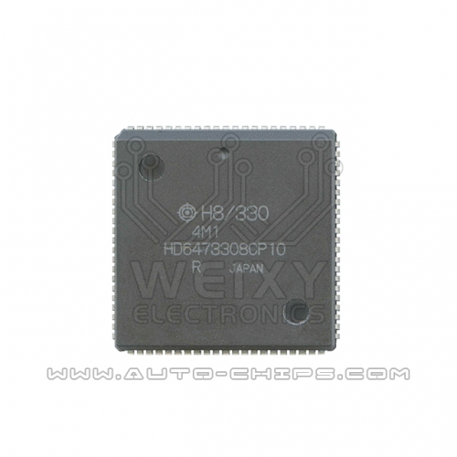 HD6473308CP10 MCU chip use for excavator ECM