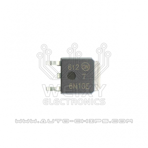 T6N10E chip use for automotives ECU