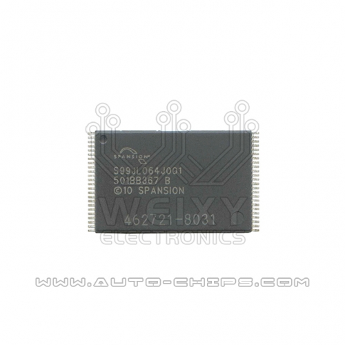S99JL064J001 chip use for automotives