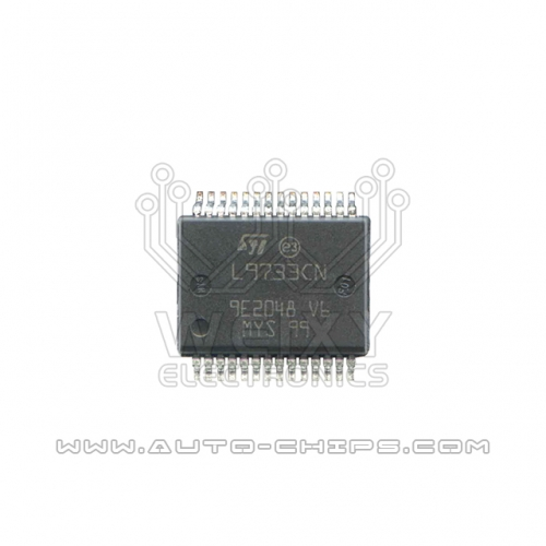L9733CN chip use for automotives