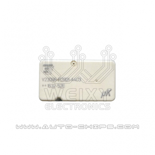 V23086-R2801-A403 relay use for automotives BCM